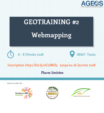 Initiation webmapping opensource